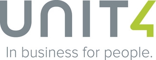 Logo Unit4 Business Software GmbH - in business for people